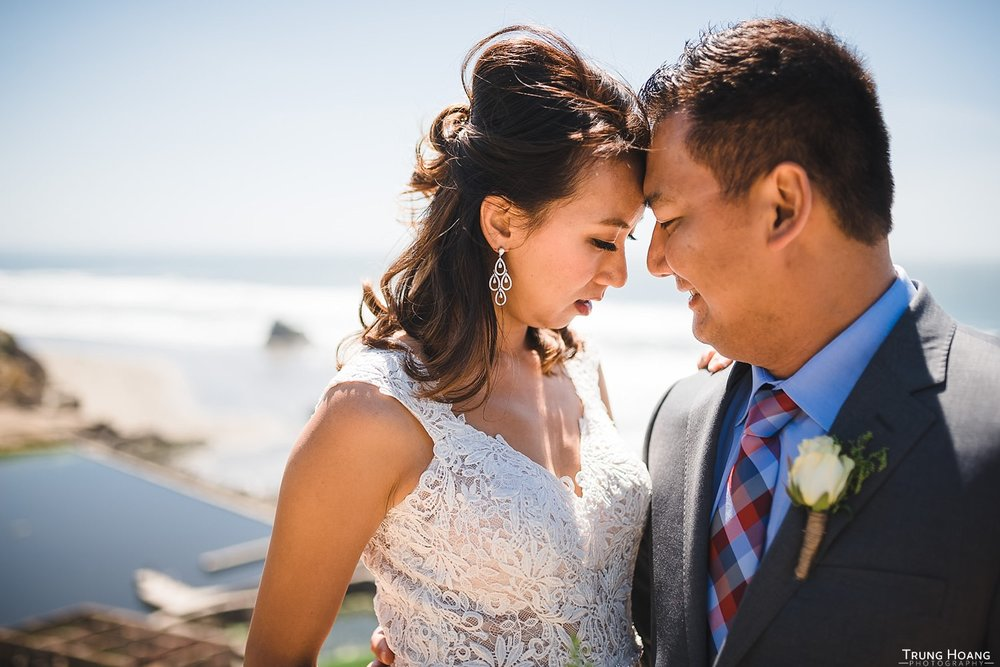 San Francisco Beach Wedding Photography