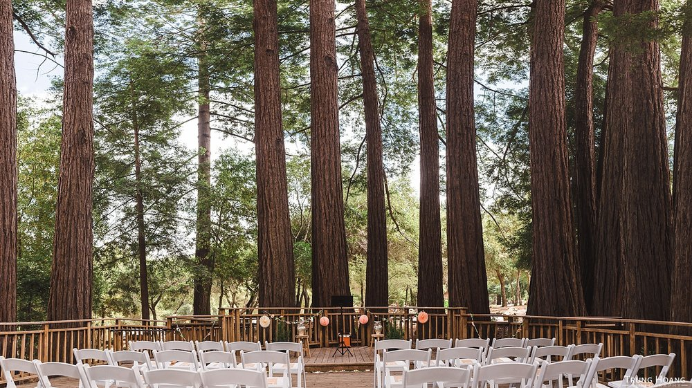 Peterson Grove Wedding Ceremony