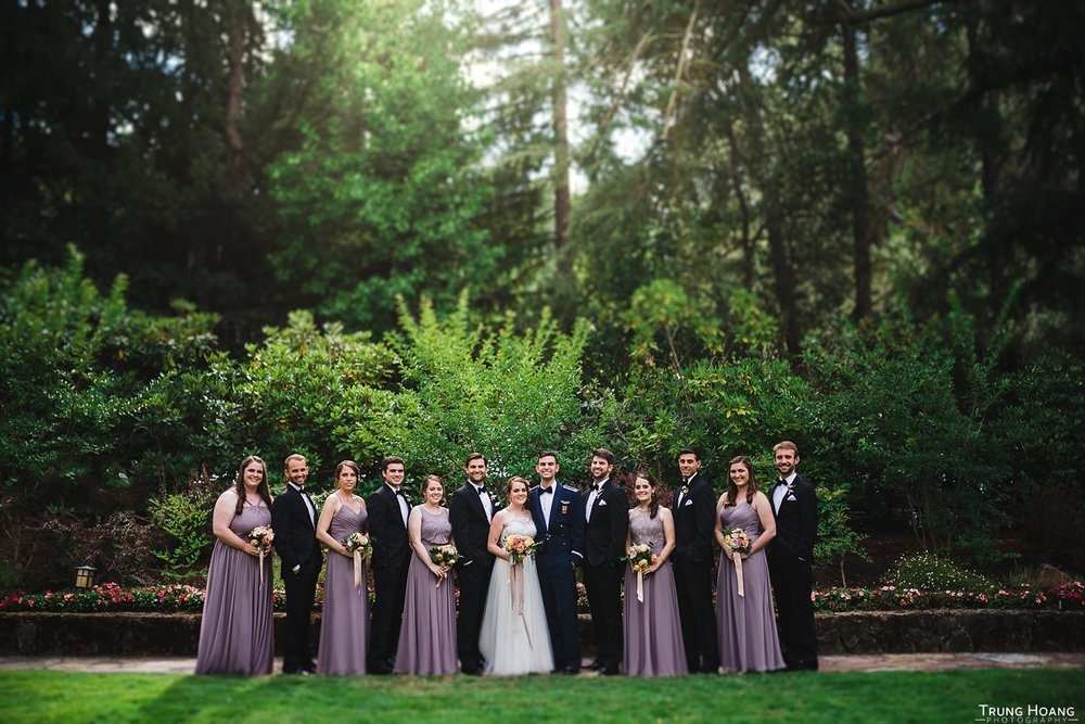 Wedding Party photo - Hacienda de las Flores