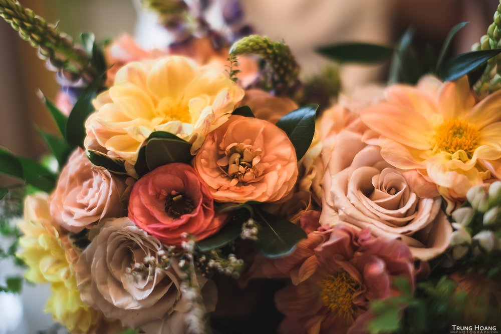 Petal Atelier Wedding Bouquet
