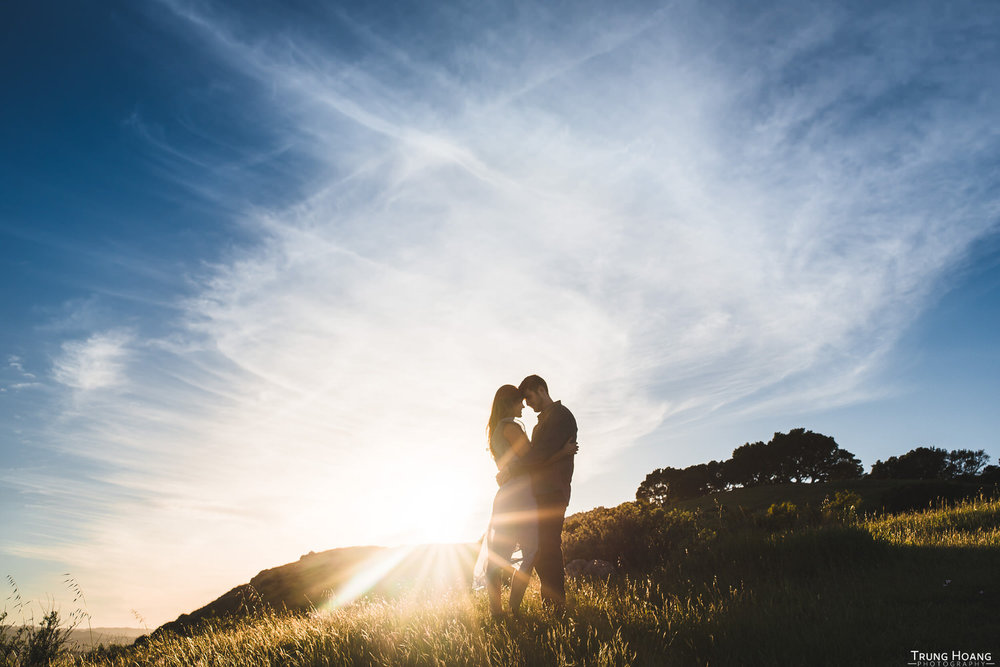San Francisco Bay Area Engagement Shoot