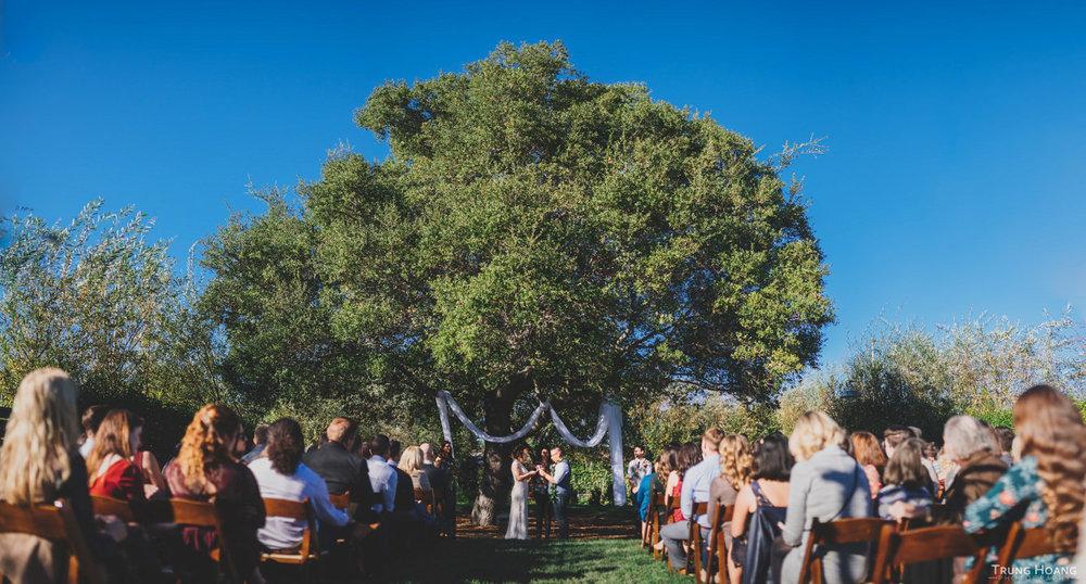 Wedding at The Barlow - Trung Hoang Photography