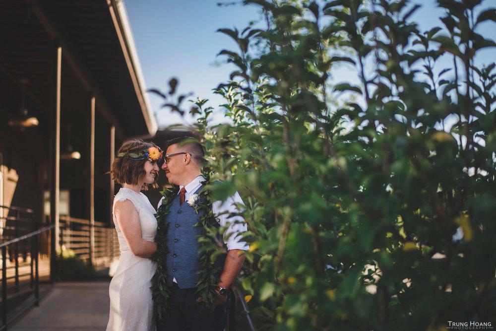 Modern Farm Style Wedding Venue