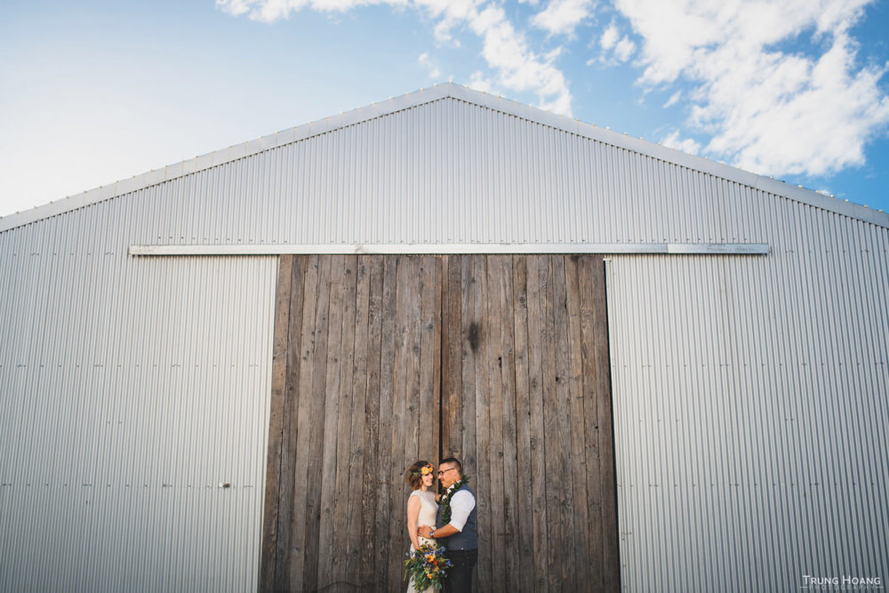 Northern California Wedding Venue - The Barlow