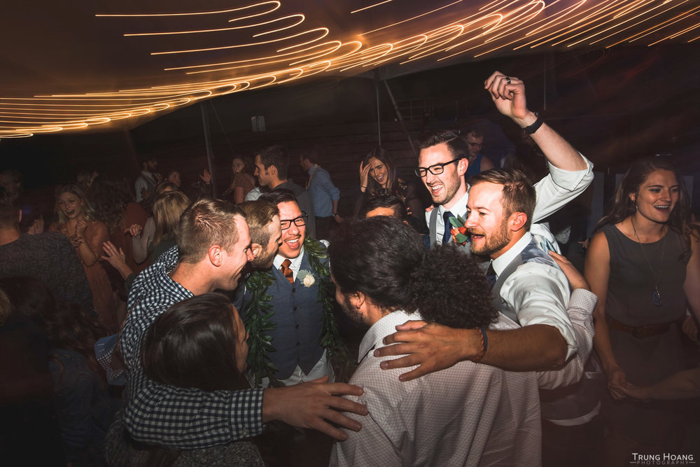 Shutter Drag Dance Floor Photography