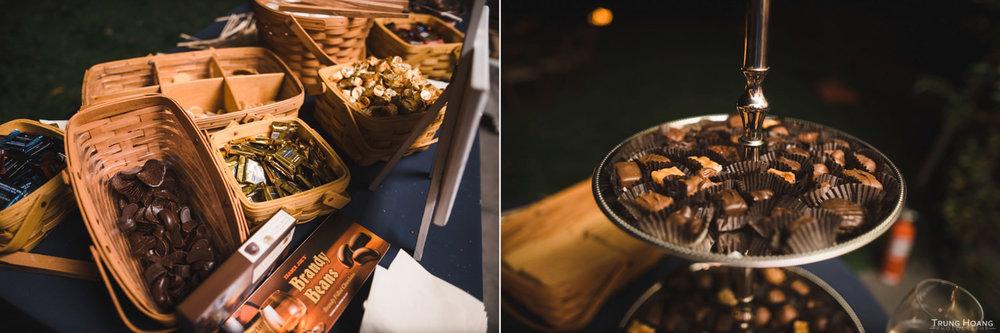 Wedding Inspiration: Smores for Dessert