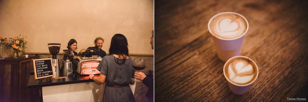 Bay Area Espresso Coffee Cart - Wedding Events Catering