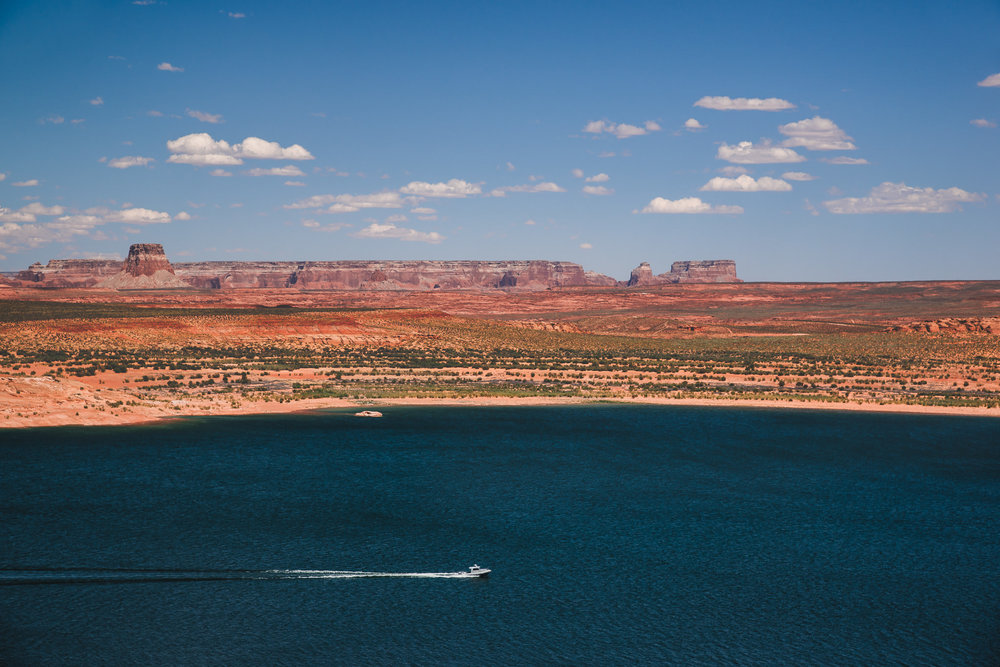 Life on Lake Powell