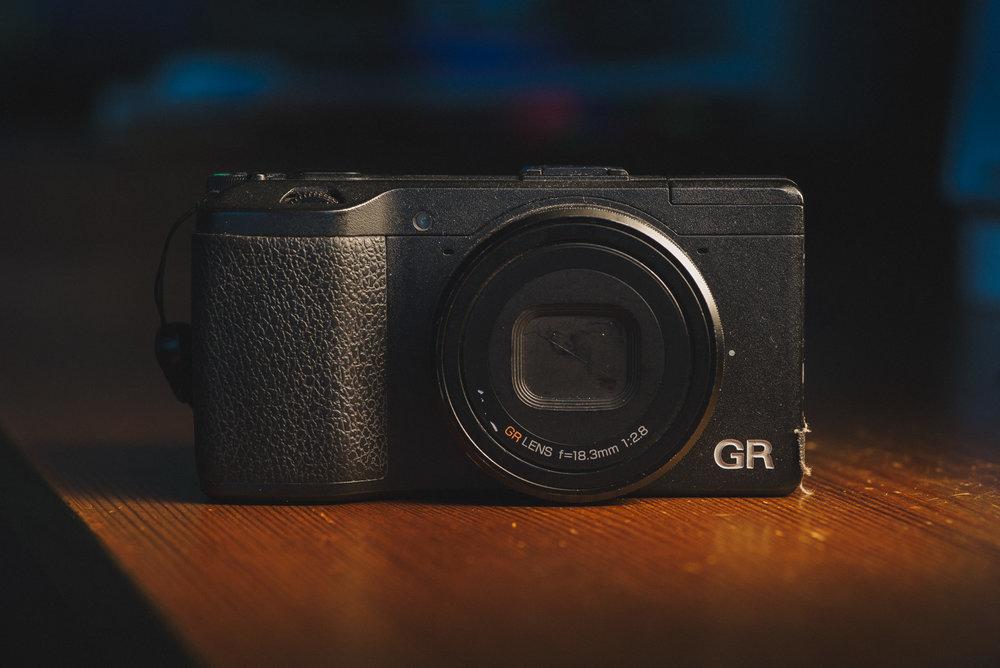 Ricoh GR Review