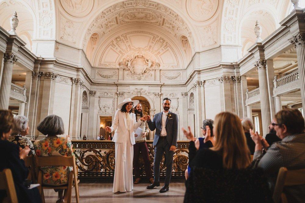 Best San Francisco City Hall Wedding Photographers