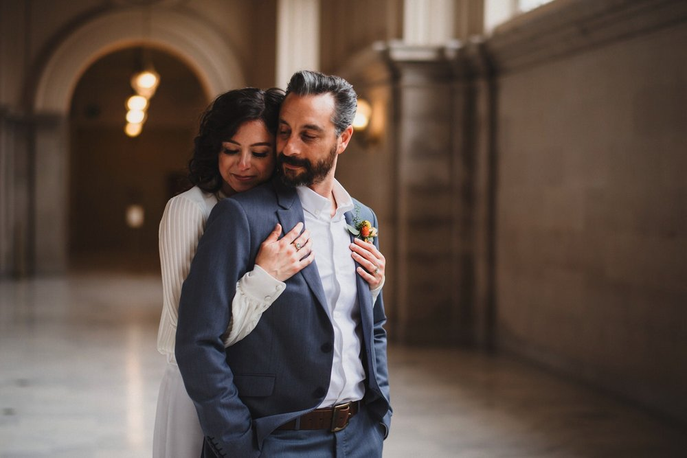 Getting married at City Hall San Francisco