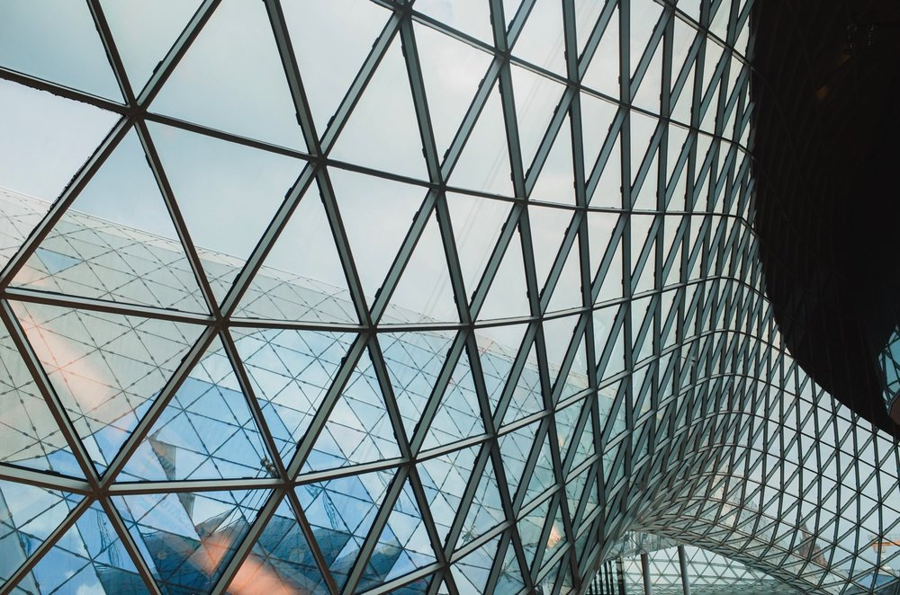 MyZeil Mall // Frankfurt Travel Photography