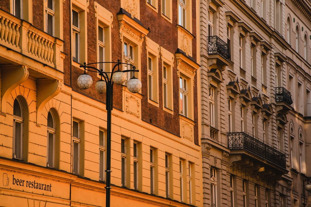 Architecture // Prague Travel Photography