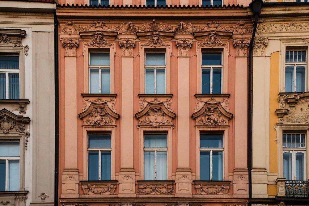 Prague Architecture // Prague Travel Photography