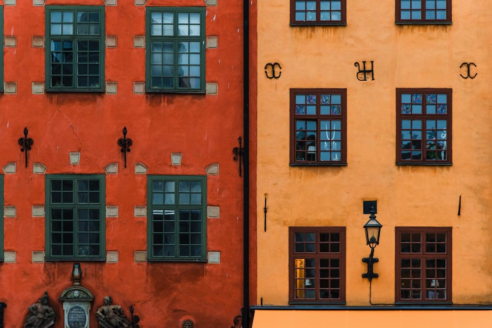 Gamla Stan // Stockholm Travel Photography