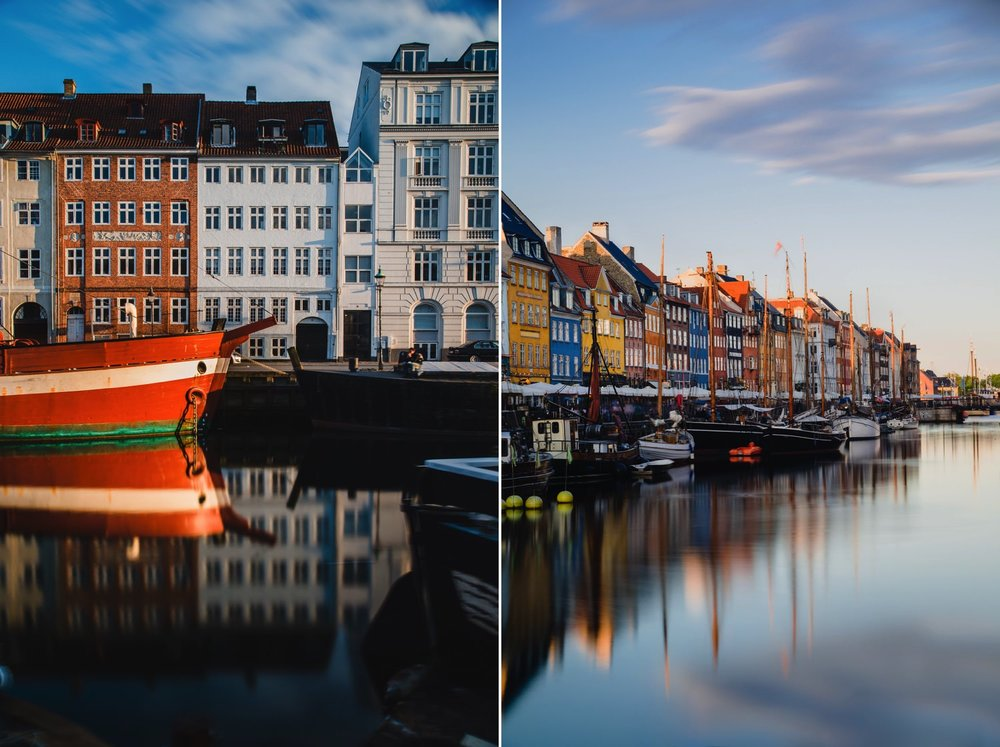 Nyhavn // Copenhagen Travel Photography