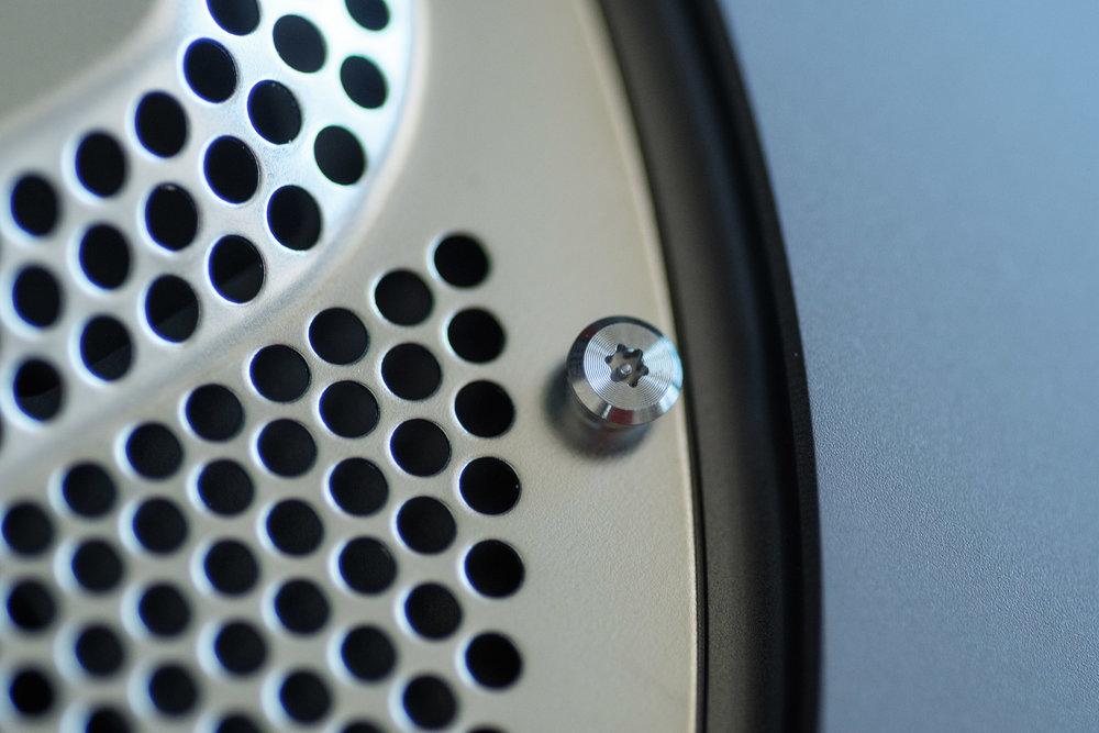 TR6 Security Torx on a 2018 Mac Mini