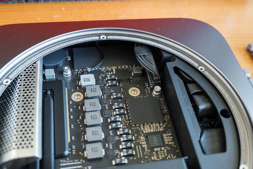 Upgrading 2018 Mac Mini RAM