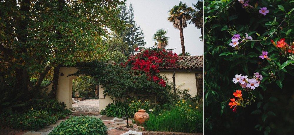 Bay Area Garden Wedding Venues