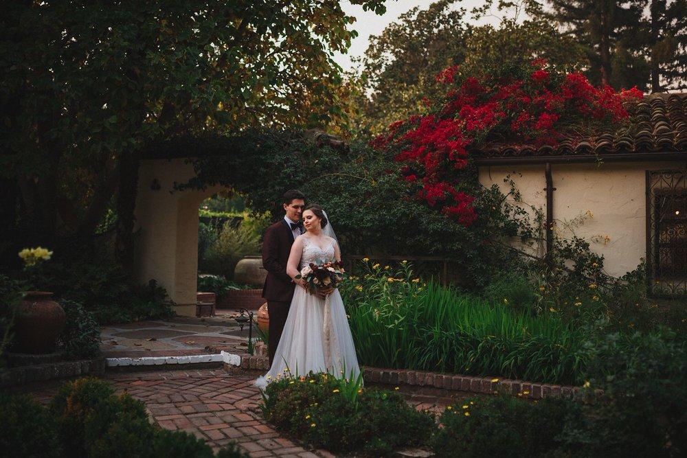 Allied Arts Guild Wedding Photographer