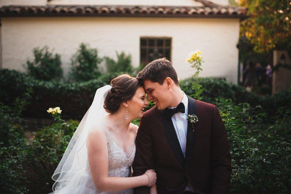 Allied Arts Guild Wedding - Bay Area Wedding Photographers