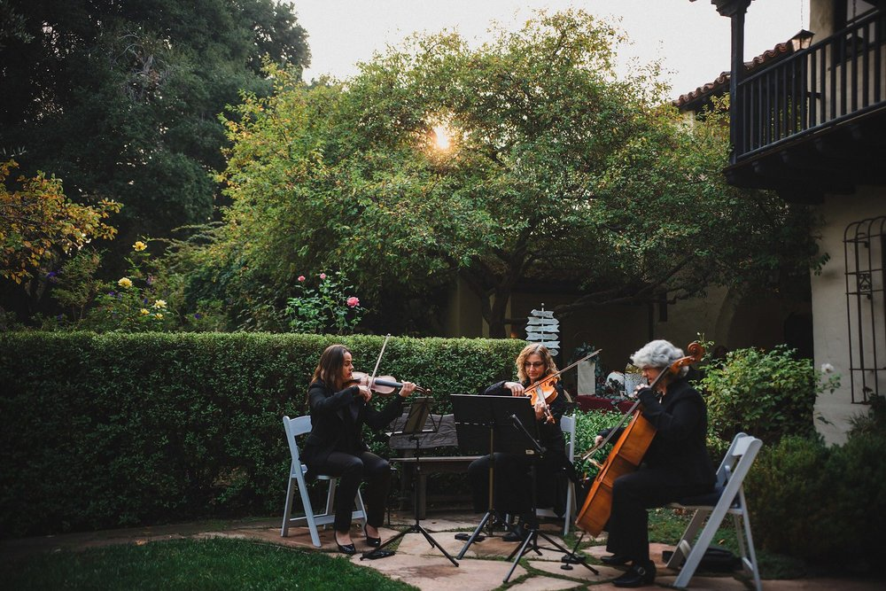 Garden Strings - Live Classical Wedding Musicians