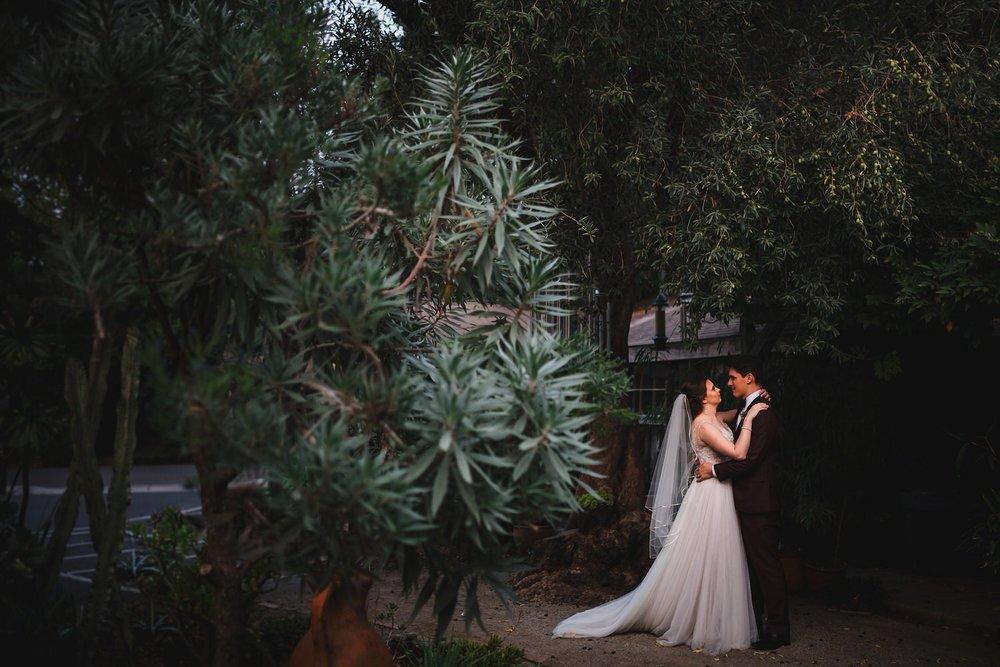 Allied Arts Guild Wedding - Palo Alto Wedding Photographers