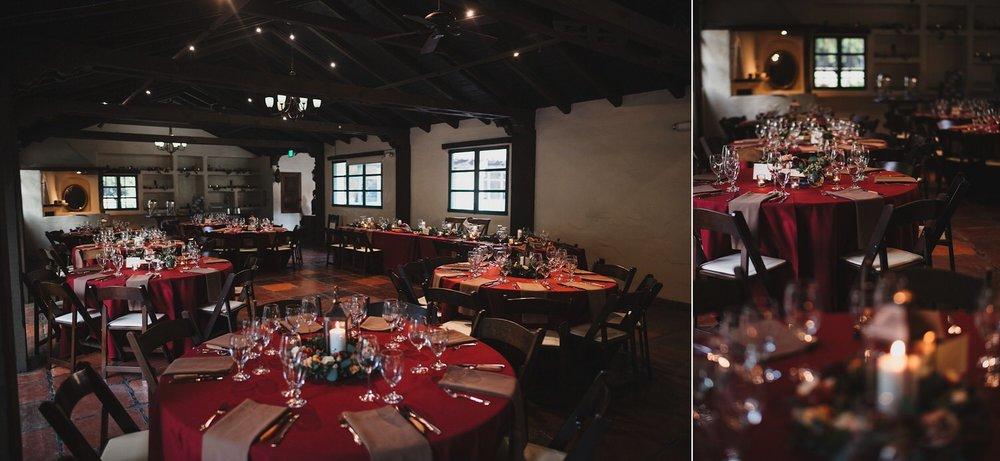 Lord of the Rings Themed Wedding Decor