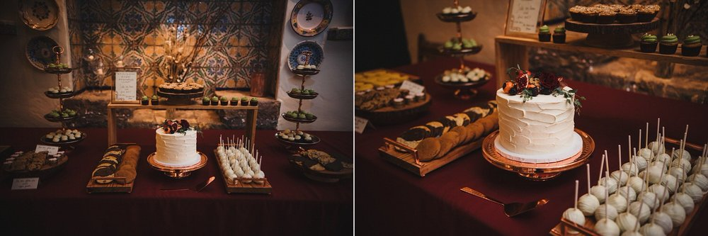 Themed Dessert Table