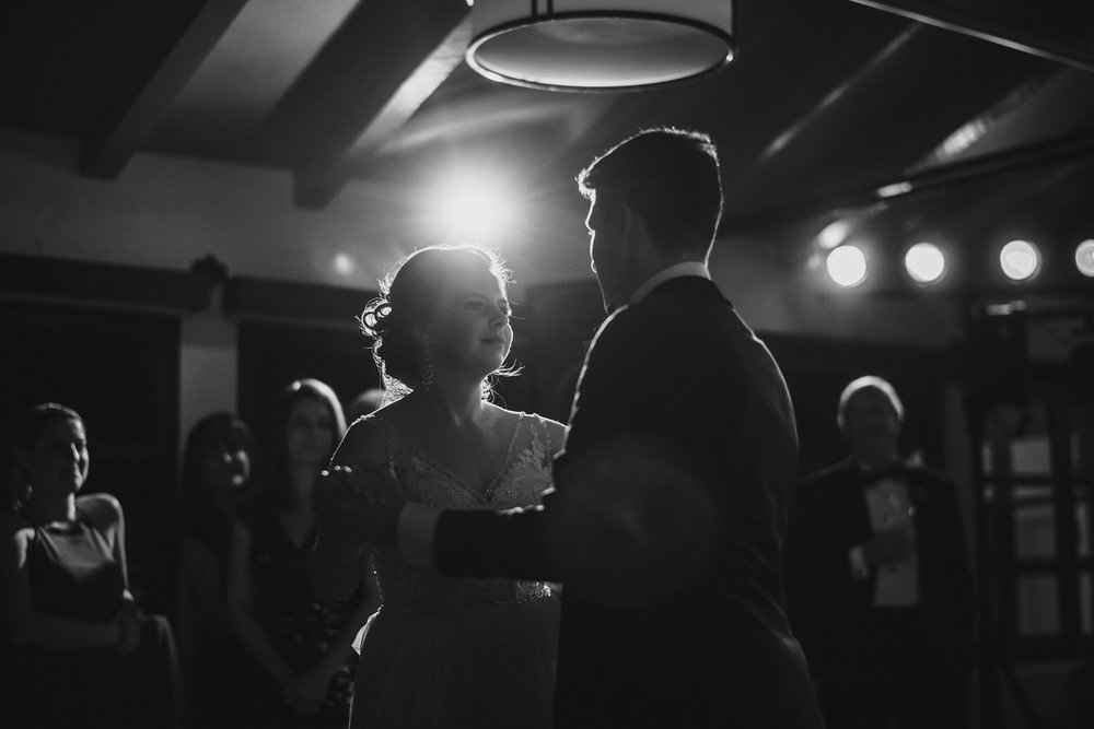 Cinematic First Dance