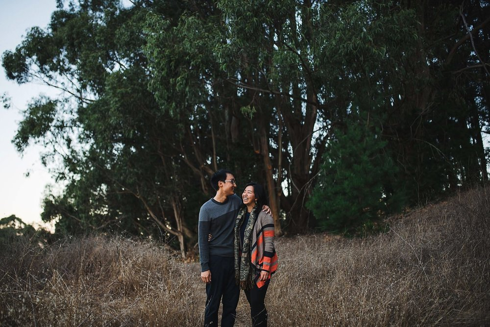 Tilden Engagement Photos