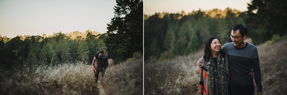 Berkeley Hills Engagement