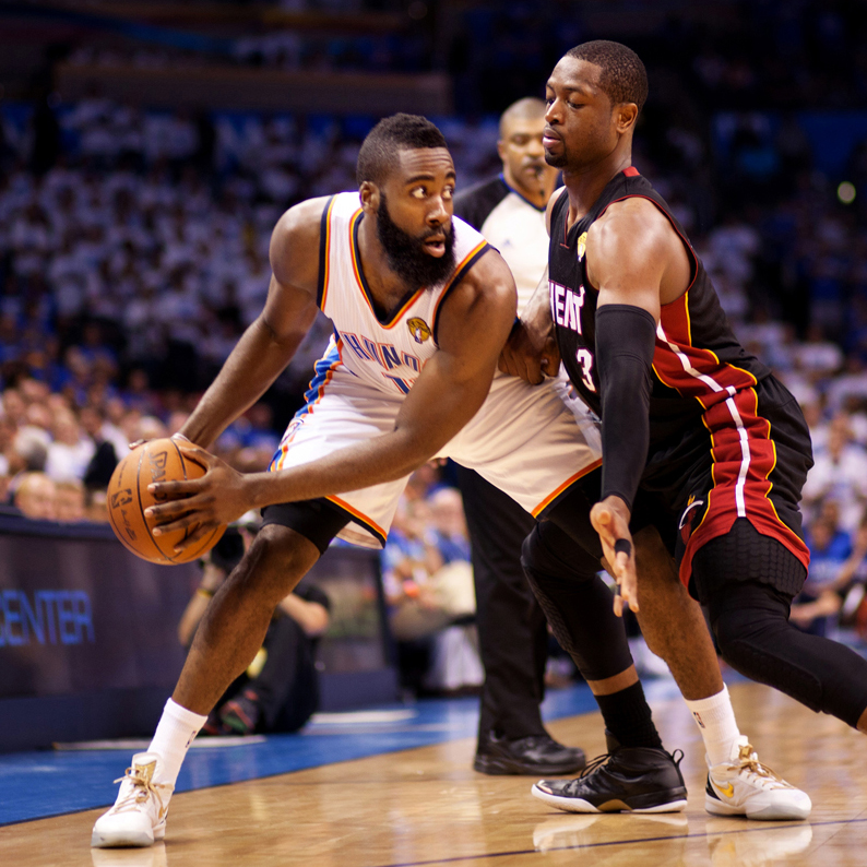 OKC Thunder - NBA Finals 2012 Oklahoma City