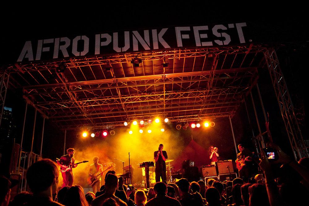 TV on the Radio, Afro Punk Fest NYC