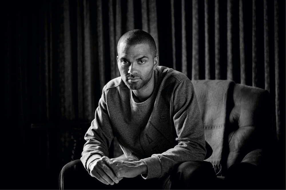 Tony Parker for L'Equipe mag