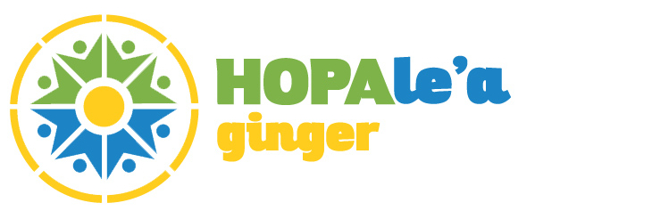 HOPAleʻa Ginger