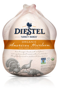 Organic American Heirloom