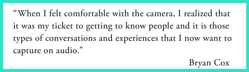 Bryan Cox Quote 1