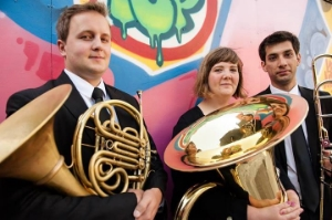 the International Low Brass Trio