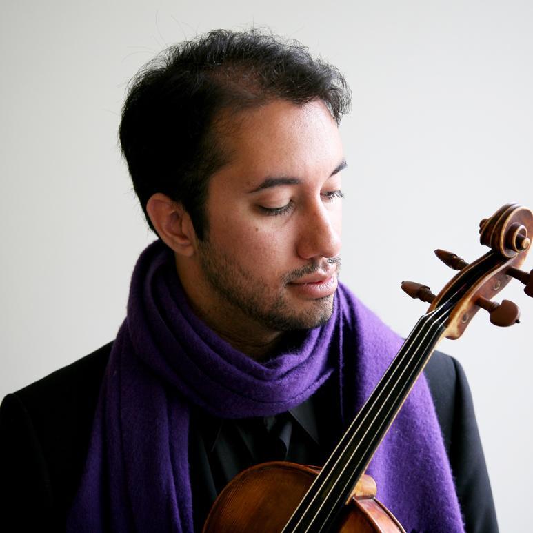 violist Vijay Chalasani