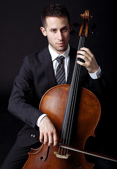 cellist Andres Vera