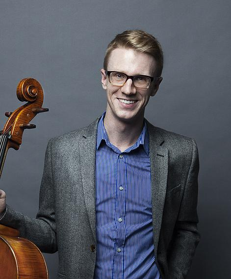 cellist Matthew Linaman