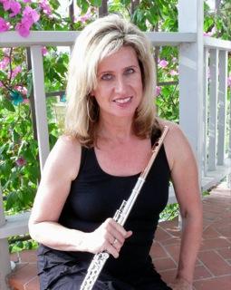 flutist Eileen Holt