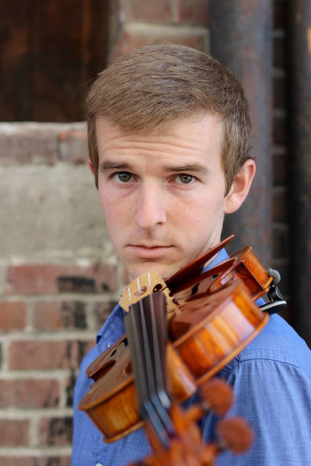 violin soloist Alex Granger