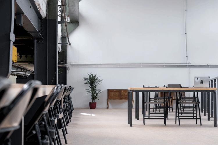 Frankfurt – 1.500 m² –  1.000 PAX