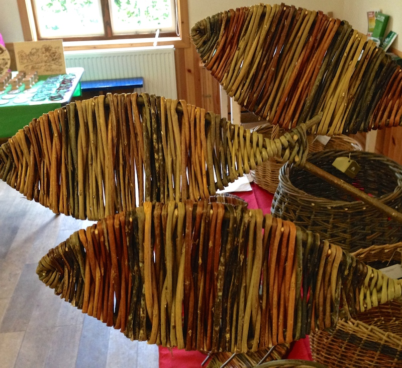 Willow fish by All About Willow