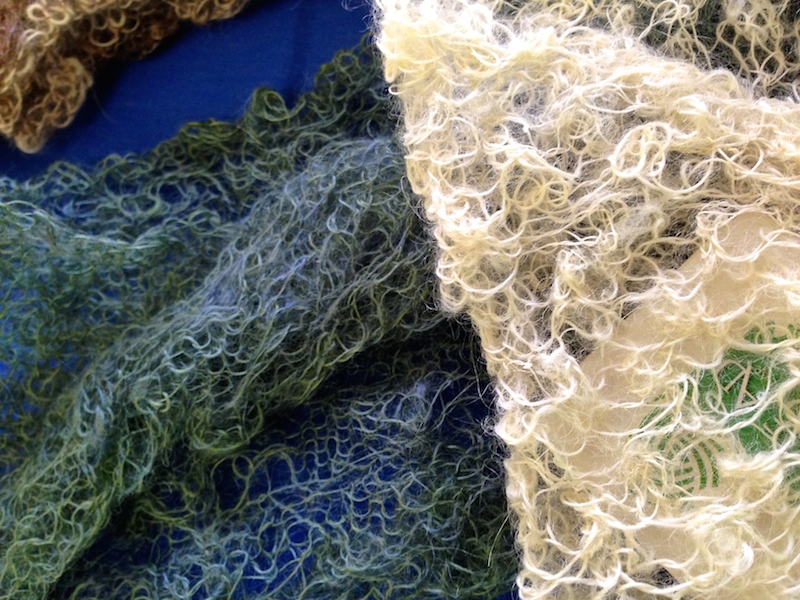 Cobweb lace by A'Nead Knitwear