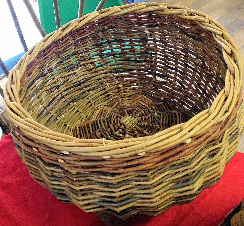 Basket by All About Willow