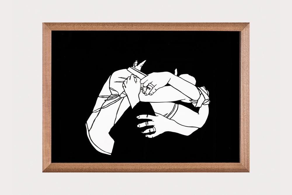 Beyond grip (detail)