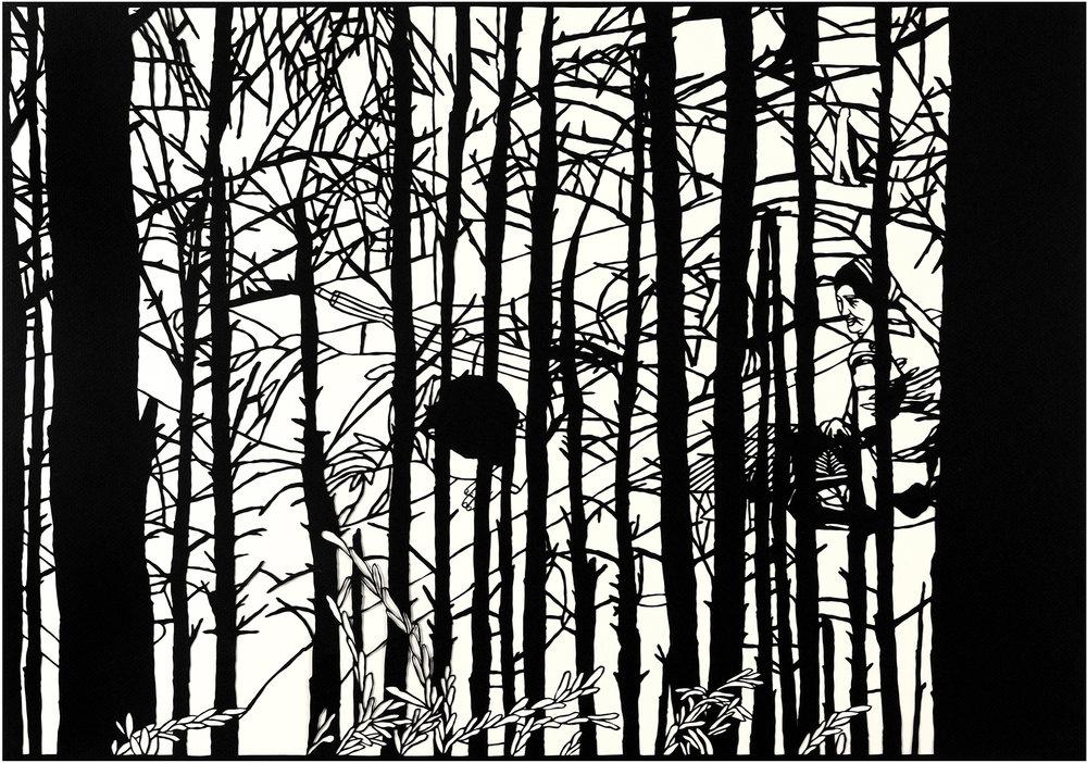 Copy of Ben Shemmen Forest (israel)